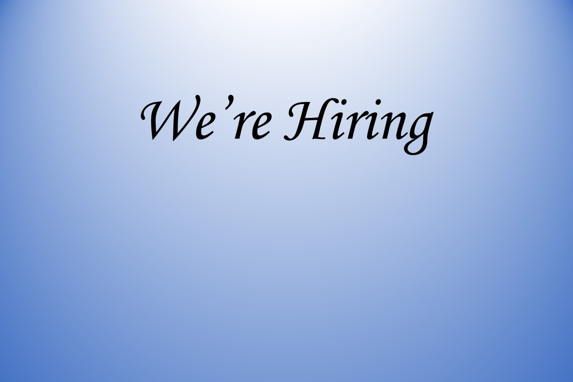 Staff Position Openings